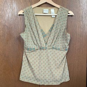 Axcess a Liz Claiborne company tank size large